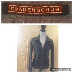 Frauenschuh fleece jacket size 38